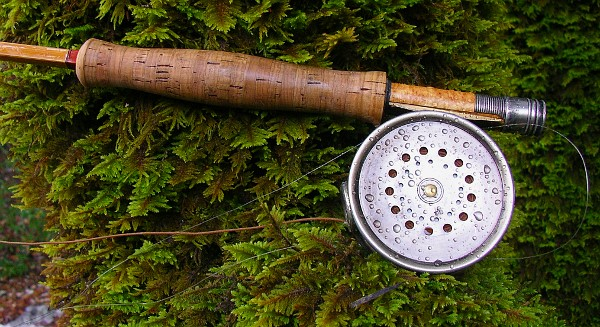 The Hollowbuilt Bamboo Fly Rod
