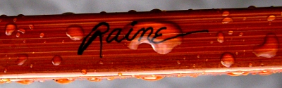 Chris Raine Bamboo Fly Rods