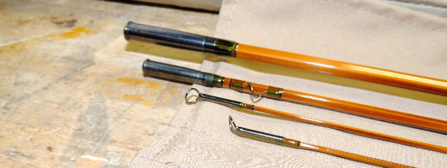 raine hollowbuilt bamboo fly rods » rods for sale, Fly Fishing Bait